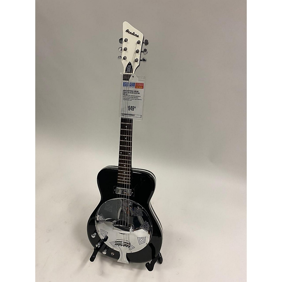 Eastwood Airline Folkstar Electric Guitar