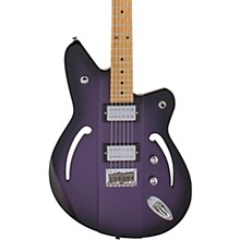 Airsonic HB Maple Fingerboard Electric Guitar Purple Burst