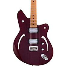 Airsonic RA Roasted Maple Fingerboard Electric Guitar Medieval Red
