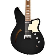 Airwave 12 String Electric Guitar Midnight Black