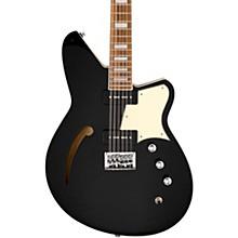 Airwave 12 String Electric Guitar Midnight Black