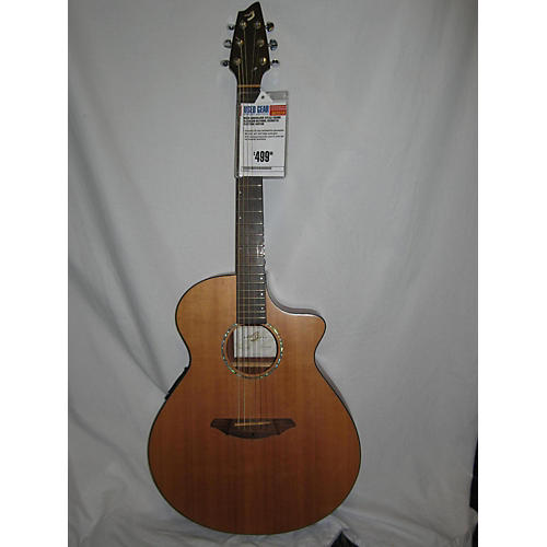 Atlas Sound Aj250/sm Acoustic Electric Guitar