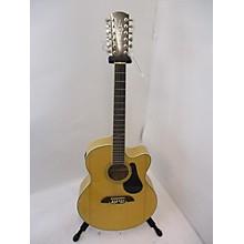 Alvarez Aj60 Sc 12 12 String Acoustic Guitar