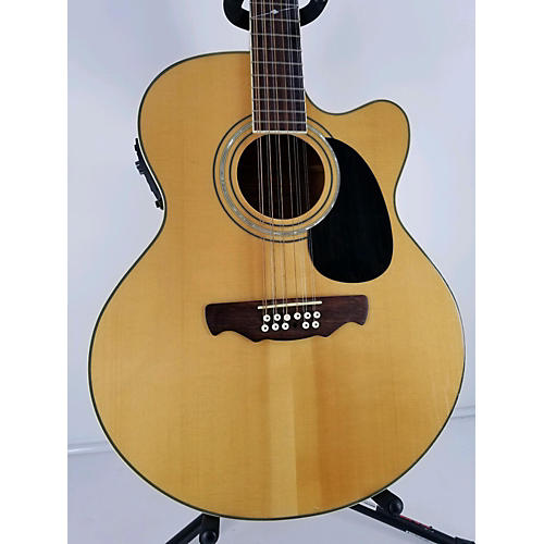 Alvarez Aj60sc/12 12 String Acoustic Electric Guitar