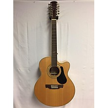 Alvarez Aj60sc12 12 String Acoustic Electric Guitar