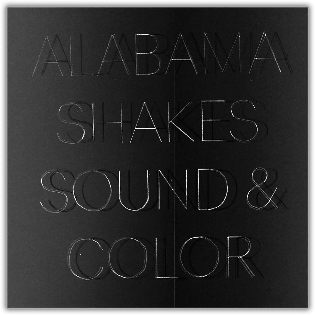 Universal Music Group Alabama Shakes - Sound & Color Vinyl LP
