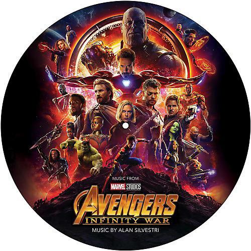 Alliance Alan Silvestri - Avengers: Infinity War (Original Soundtrack)