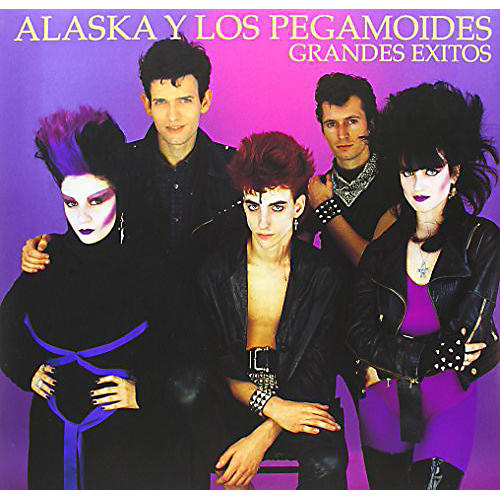 Alliance Alaska - Grandes Exitos-Vinilo