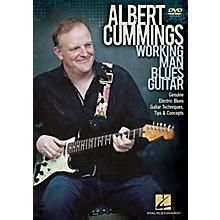 Hal Leonard Albert Cummings - Working Man Blues Guitar DVD