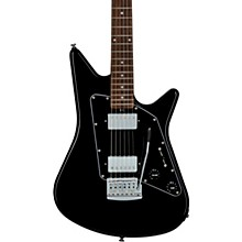 Albert Lee HH Electric Guitar Black Black Pickguard