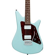 Albert Lee HH Electric Guitar Daphne Blue Tortoise Pickguard