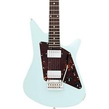 Albert Lee HH Rosewood Neck Electric Guitar Powder Blue