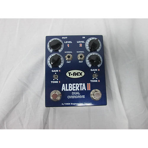 T-Rex Engineering Alberta II Effect Pedal