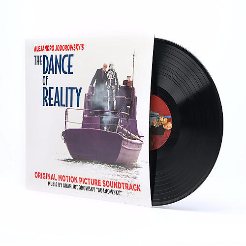 Alliance Alejandro Jodorowsky - Dance of Reality (Original Soundtrack)