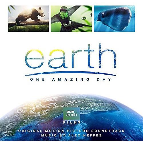 Alliance Alex Heffes - Earth