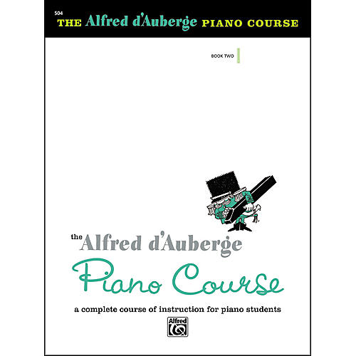 Alfred Alfred d'Auberge Piano Course Lesson Book 2