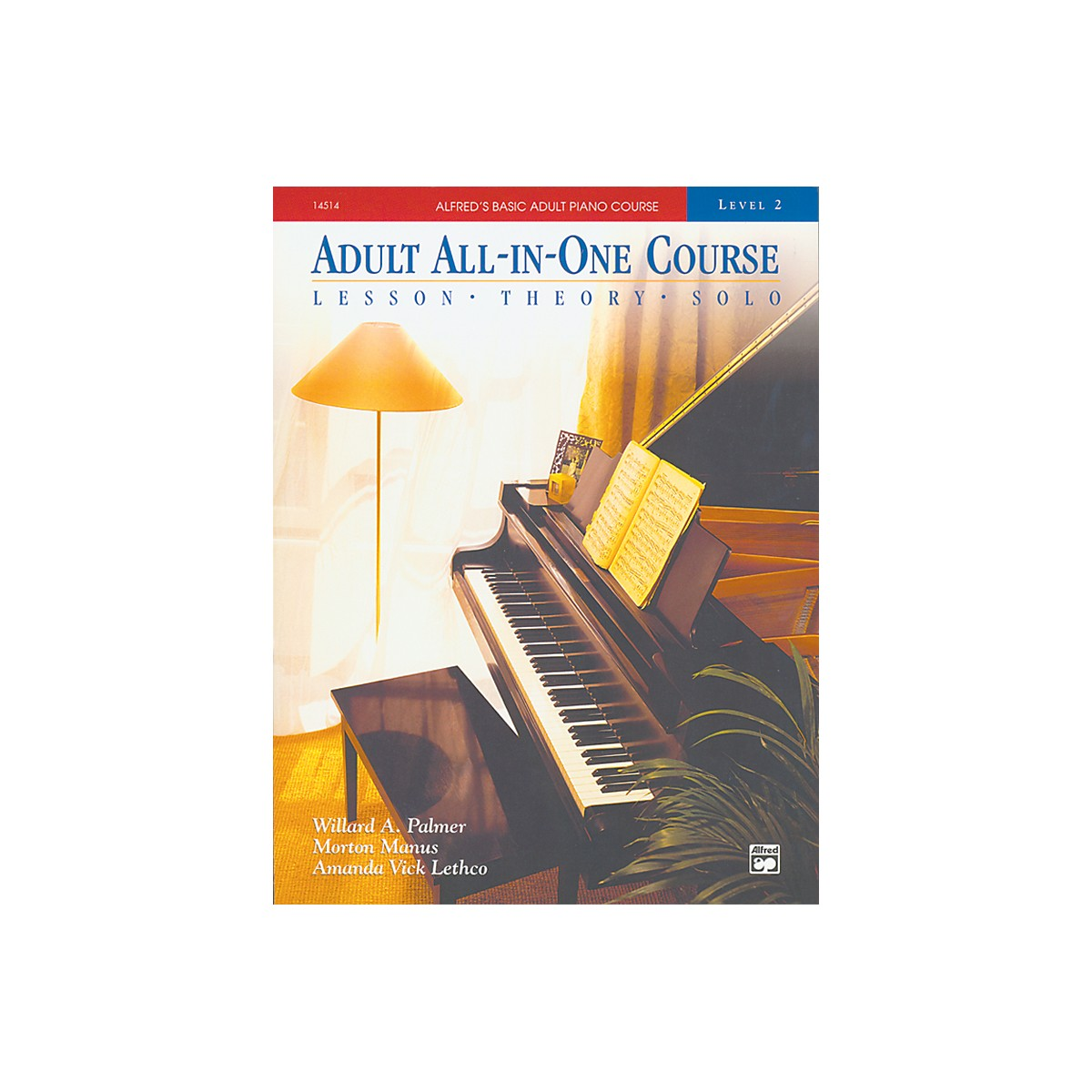 Alfred Alfred's Basic Adult All-in-One Course Book 2