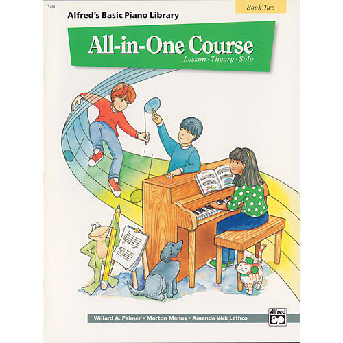 Alfred Alfred's Basic All-in-One Course Book 2
