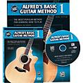 Alfred Alfred's Basic Guitar Method Book 1 with DVD/CD thumbnail
