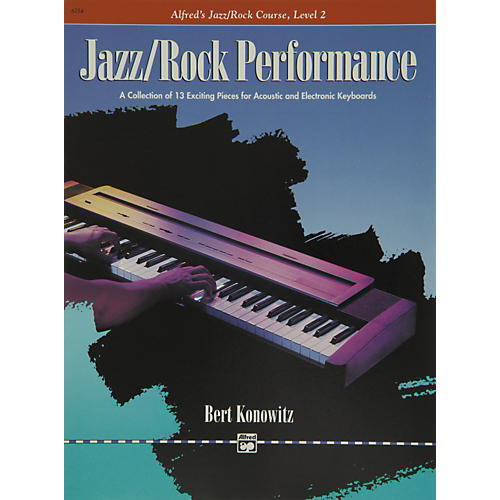 Alfred Alfred's Basic Jazz/Rock Course Performance Level 2