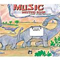 Alfred Alfred's Basic Music Writing BookWide Lines 32 pages thumbnail