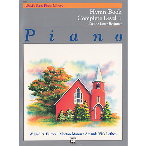 Alfred Alfred's Basic Piano Course Hymn Book Complete 1 (1A/1B)