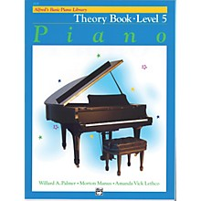 Alfred Alfred's Basic Piano Course Theory Book 5
