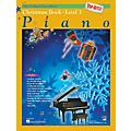 Alfred Alfred's Basic Piano Course Top Hits! Christmas Book 3 thumbnail