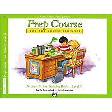 Alfred Alfred's Basic Piano Prep Course Activity & Ear Training Book C