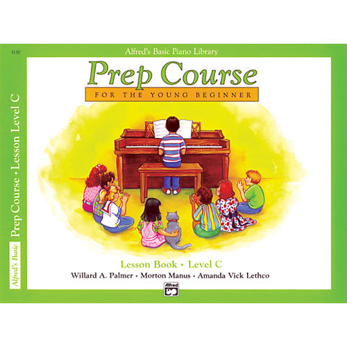 Alfred Alfred's Basic Piano Prep Course Lesson Book C