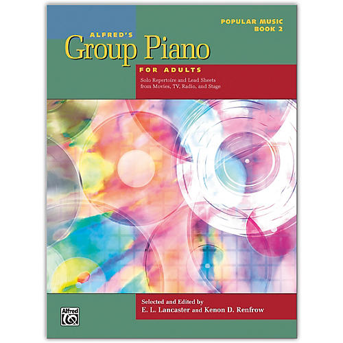 Alfred Alfred's Group Piano for Adults: Popular Music Book 2