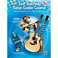 Alfred Alfred's Self-Teaching Basic Guitar Course Book, CD & DVD thumbnail