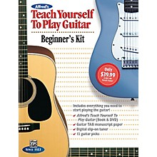 Alfred Alfred's Teach Yourself to Play Guitar: Beginner's Kit
