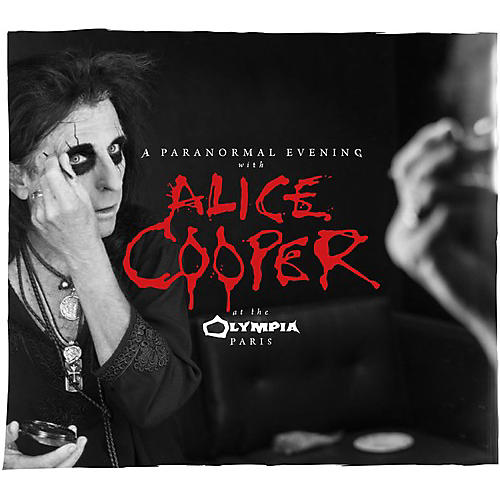 Alliance Alice Cooper - Paranormal Evening At The Olympia Paris
