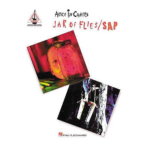 Hal Leonard Alice In Chains Jar Of Flies/SAP Guitar Tab Songbook