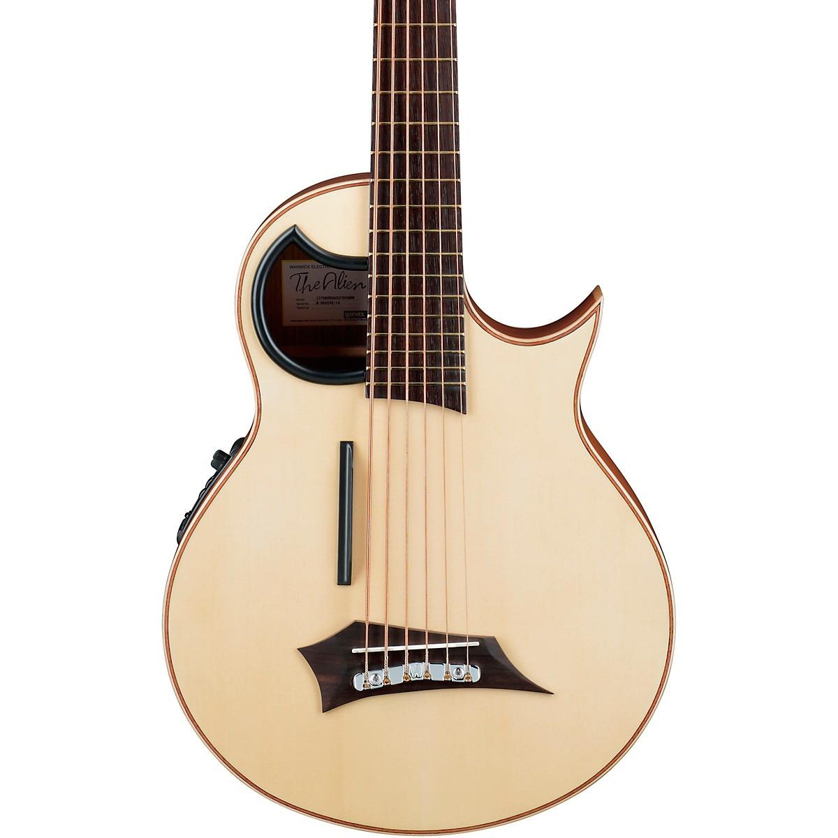 Warwick Alien 6-String Acoustic-Electric Bass