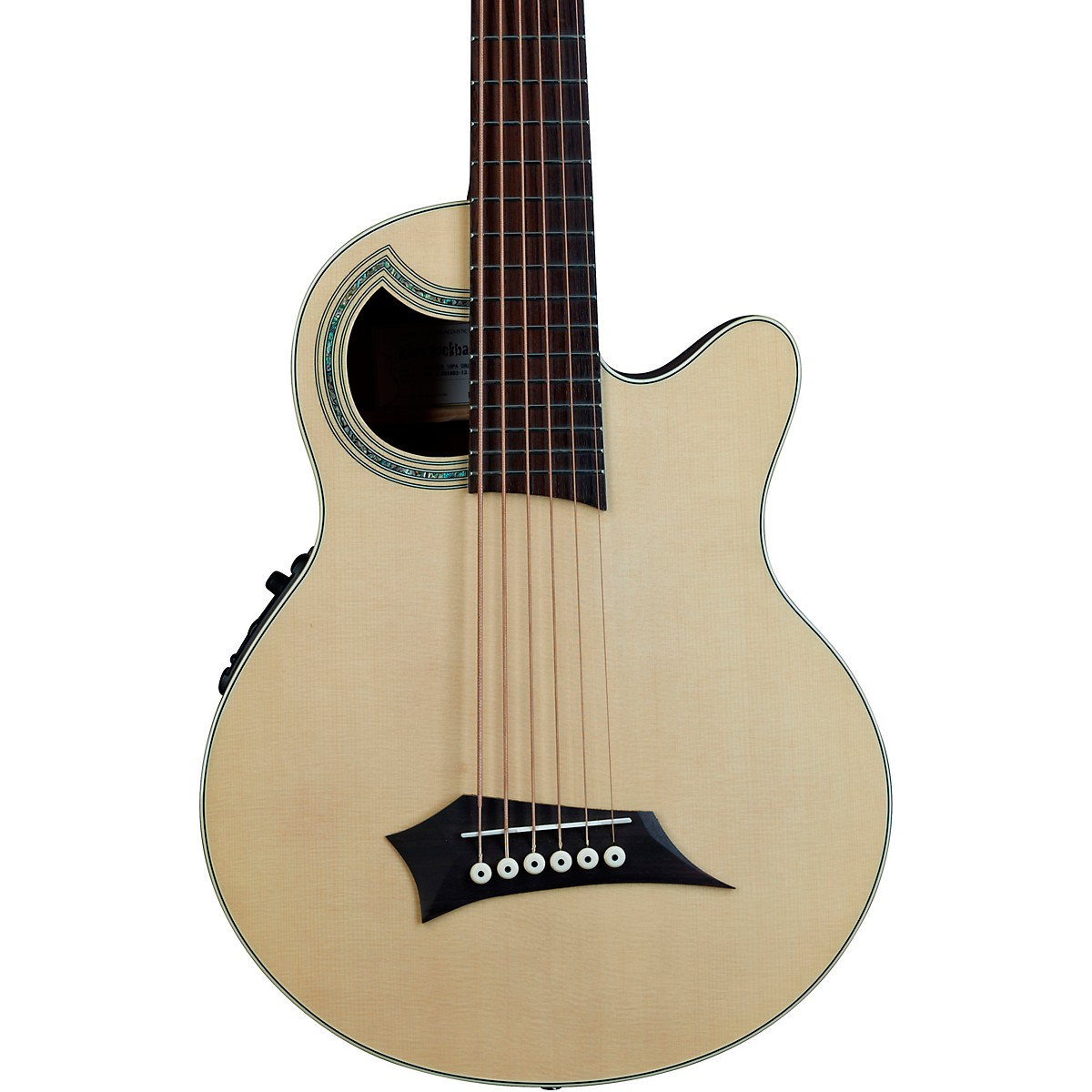 Warwick Alien Deluxe 6-String Acoustic-Electric Bass