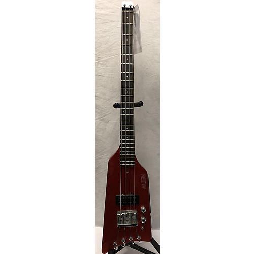 Hondo Alien Electric Bass Guitar