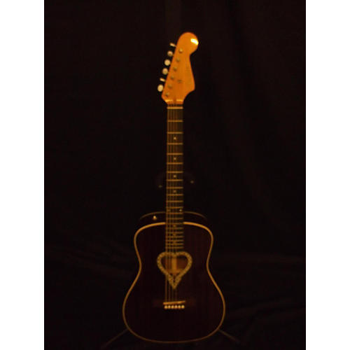 Fender Alkaline Trio Acoustic Electric Guitar