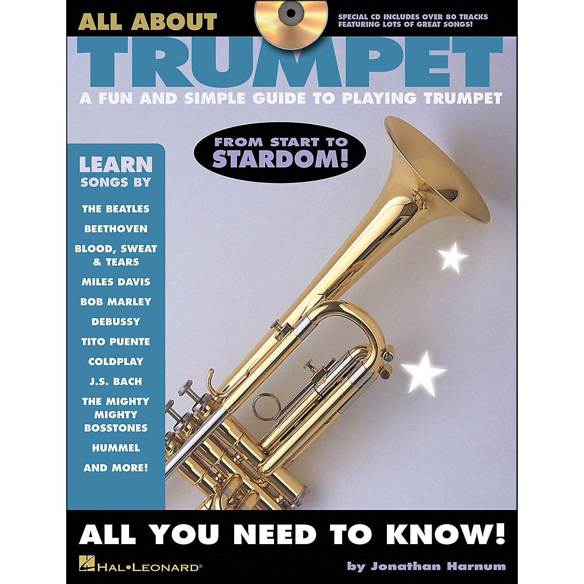 Hal Leonard All About Trumpet Book/CD