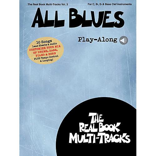 Hal Leonard All Blues Play-Along - Real Book Multi-Tracks Vol. 3