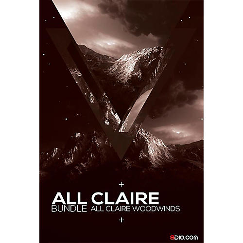 8DIO Productions All Claire Woodwinds: Bundle 10