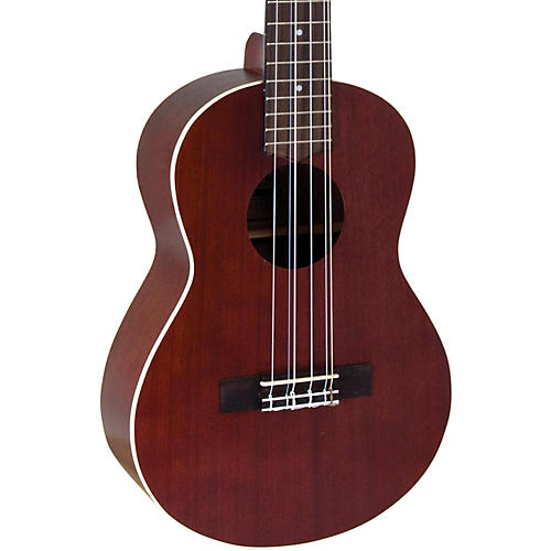 lanikai all mahogany 6 string tenor ukulele guitar center. Black Bedroom Furniture Sets. Home Design Ideas