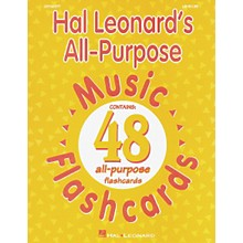 Hal Leonard All-Purpose Music Flashcards