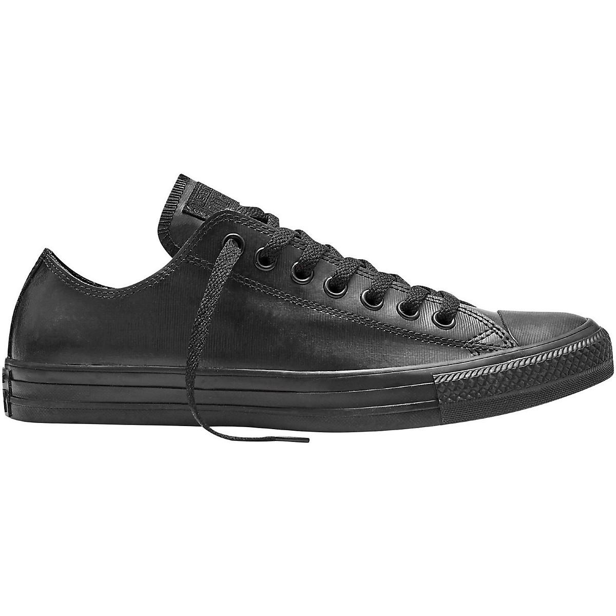 Converse All Star Rubber Black/Black/Black (Men's) Regular