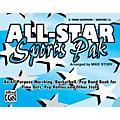 Alfred All-Star Sports Pak B-Flat Tenor Saxophone/Baritone T.C. thumbnail