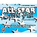 Alfred All-Star Sports Pak E-Flat Alto Saxophone/Horn in E-Flat thumbnail
