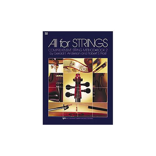 KJOS All for Strings 2 Viola Book