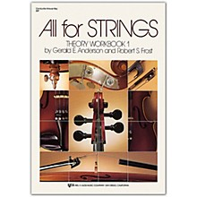 KJOS All for Strings Theory Workbook 1 Answer Key