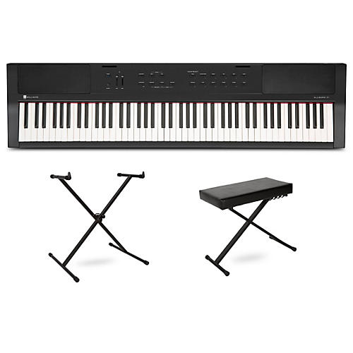 Williams Allegro III Keyboard with Stand and Bench